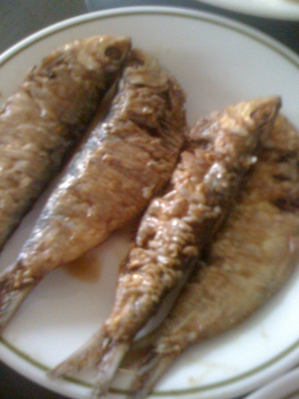 Plus size l ve breakfast at missgennd 39 s for Dried salted fish