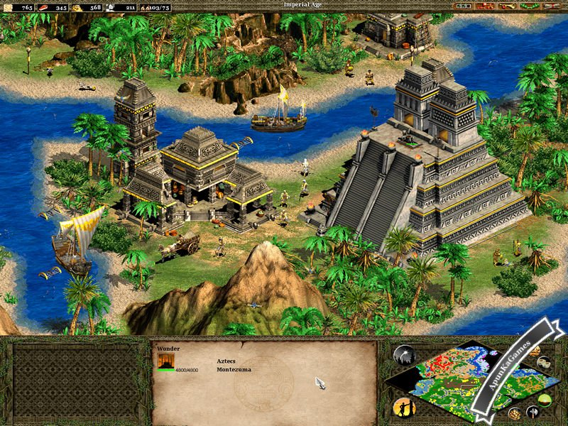Age of Empires 2 Screenshots