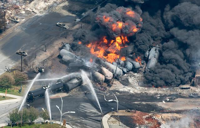 Canada Oil Train