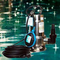 Kirloskar ETERNA 1800BW (2.5HP) Clear Water Submersible Pumps Online, India - Pumpkart.com
