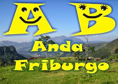 Participação no Anda Friburgo