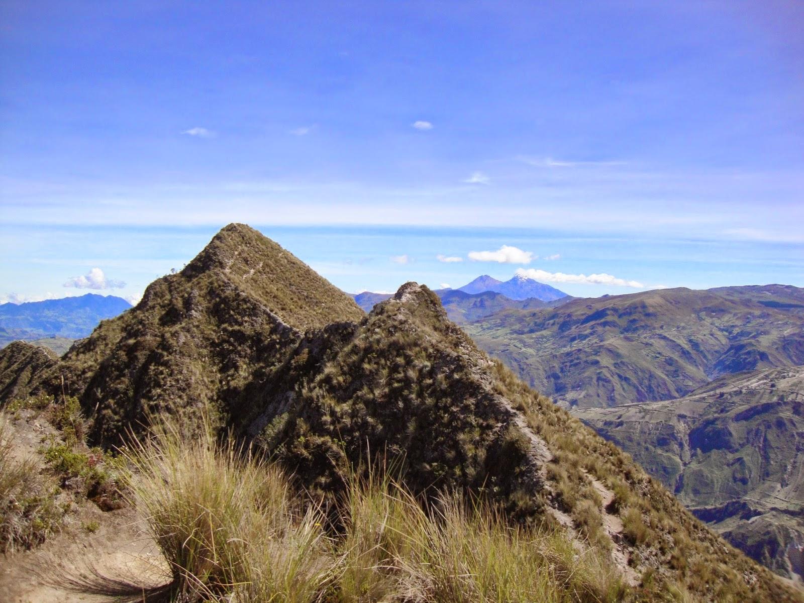 Circuito Quilotoa : Quilotoa 3.914 m proyecto ascension es