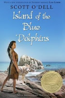 island of the blue dolphins Newbery books will win new readers