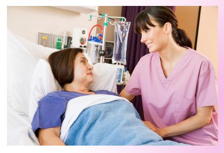 Atención a enfermos y/o convalecientes