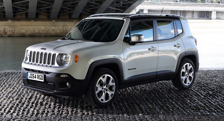 Jeep Renegade Trailhawk For Sale >> New Jeep Renegade Starts from £16,995 in the UK