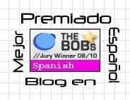 Premio The BOBs, Mejor blog en español, vuelta al mundo, round the world, La vuelta al mundo de Asun y Ricardo, mundoporlibre.com