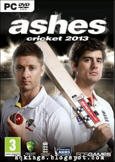 Ashes Cricket 2013 [Repack] 2.0GB