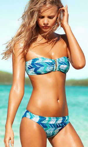 bikinis bandeau 2012