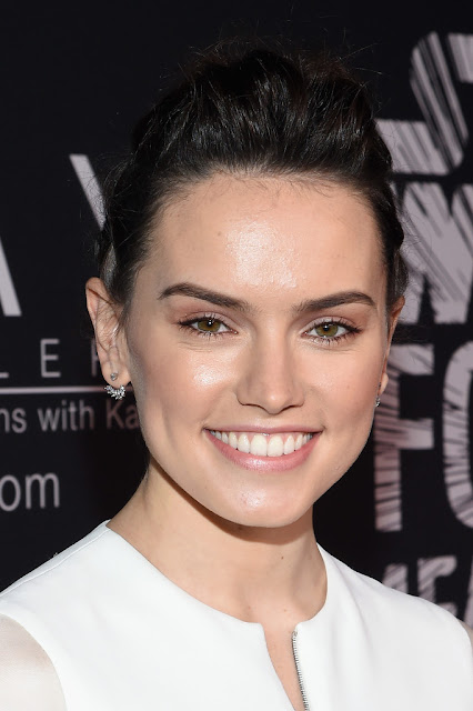 Actress, @ Daisy Ridley - Star Wars 'Force 4 Fashion' in NYC