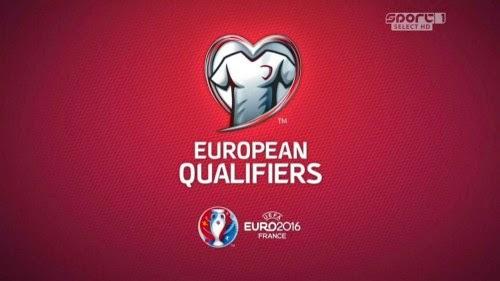 Jadwal Lengkap Kualifikasi Euro 2016