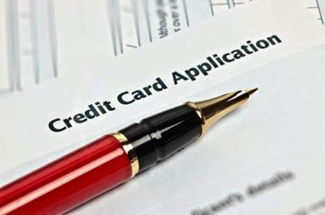 Pengajuan kepemilikan kartu kredit