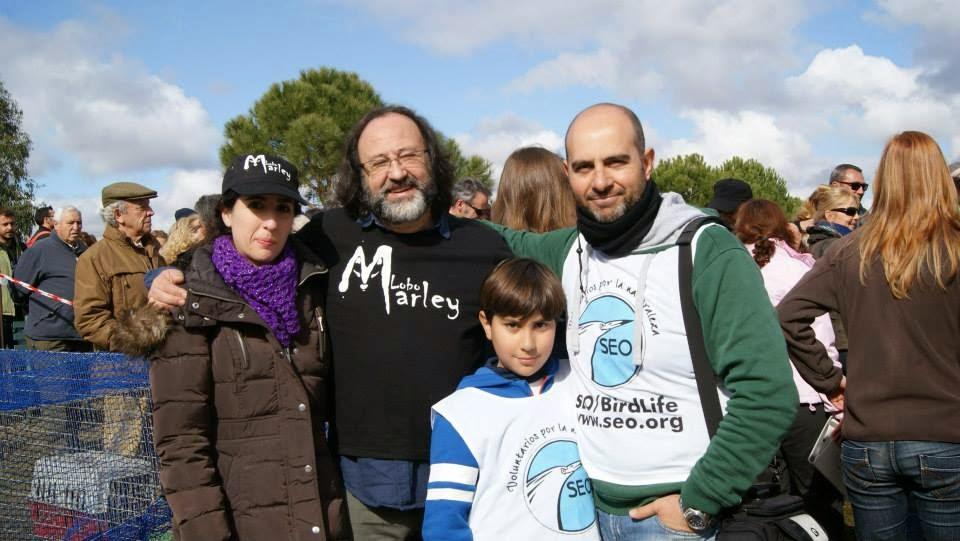 Día Mundial de los Humedales 2015.  Celebración del Grupo Local SEO-Sevilla de SEO/Birdlife en la Cañada de los Pájaros (Puebla del Río). Educación Ambiental