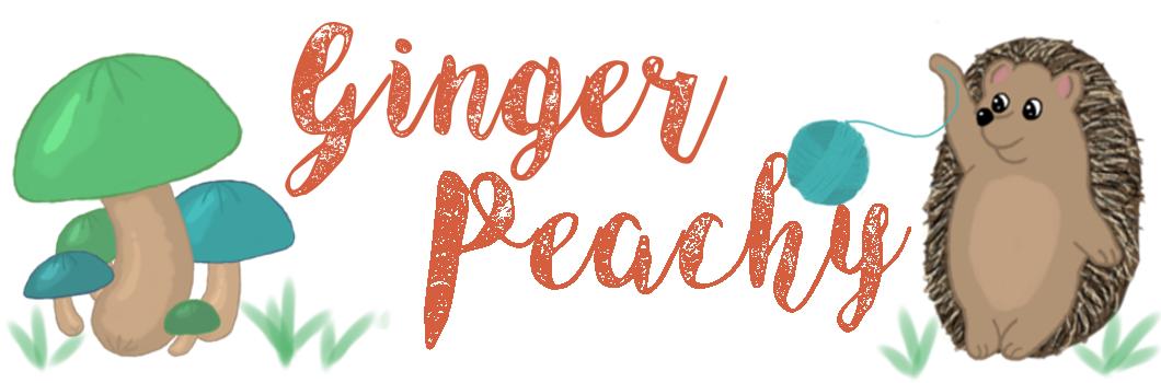 Ginger Peachy