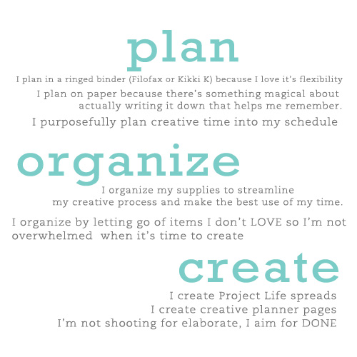 Julie K | @ plan2create