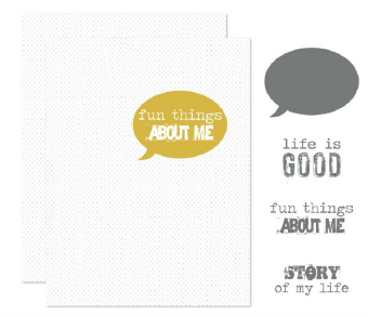 Good Life Journal Template - Digital Download  http://jennsavstamps.stampinup.net