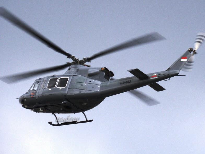 Helikopter TNI AD yang hilang di Kalimantan ditemukan selamat