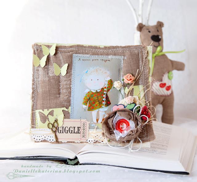открытка для девочки+купить Минск