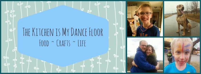 The Kitchen Is My Dance Floor