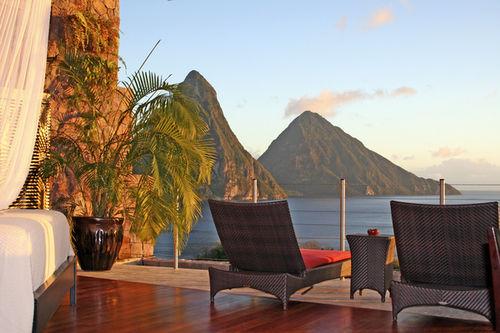 Jade Mountain Resort in Saint Lucia