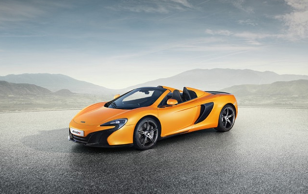 2015 McLaren 650S Price Specs Review