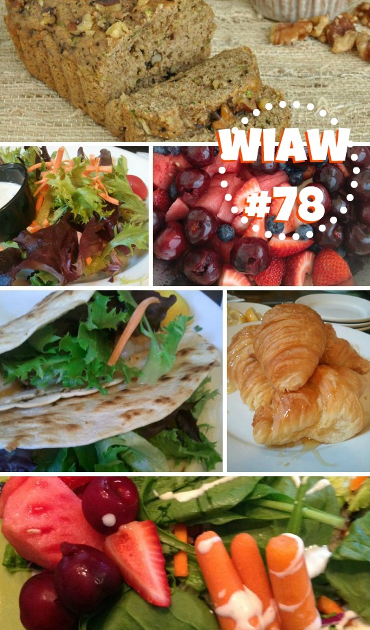 What I ate Wednesday WIAW #78