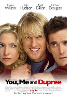 Tres son Multitud (You me and dupree) (2006) Online