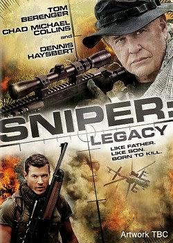 Sniper: Legacy en Streaming