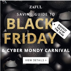 ZAFUL BLACK FRIDAY