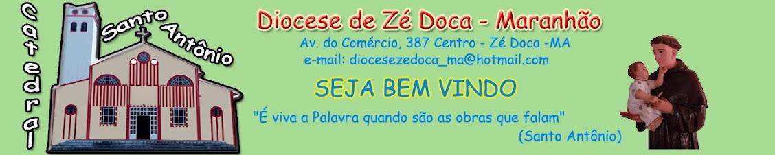 DIOCESE DE ZÉ DOCA - MARANHÃO