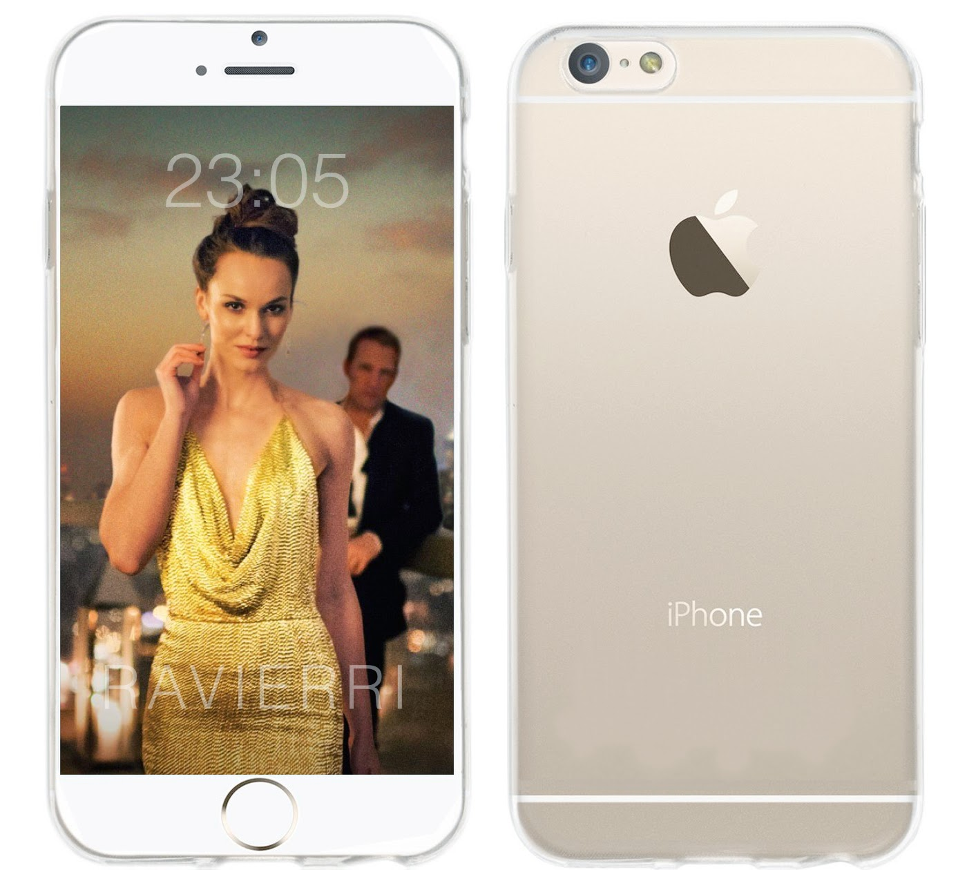 http://www.amazon.com/iphone-clear-case-protective-protection/dp/b00pv0c246/ref=sr_1_1?ie=utf8&qid=1422139357&sr=8-1&keywords=iphone+6+case