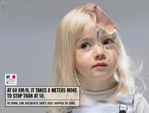 Berikut saya berikan beberapa contoh visual iklan layanan masyarakat :