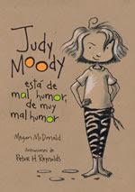 JUDY MOODY ESTA DE MUY MAL HUMOR
