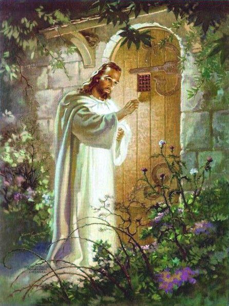 Emmaus Road Ministries Behold I Stand At The Door And Knock