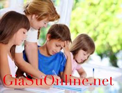 Tìm gia sư dạy kèm tại nhà Hà Nội