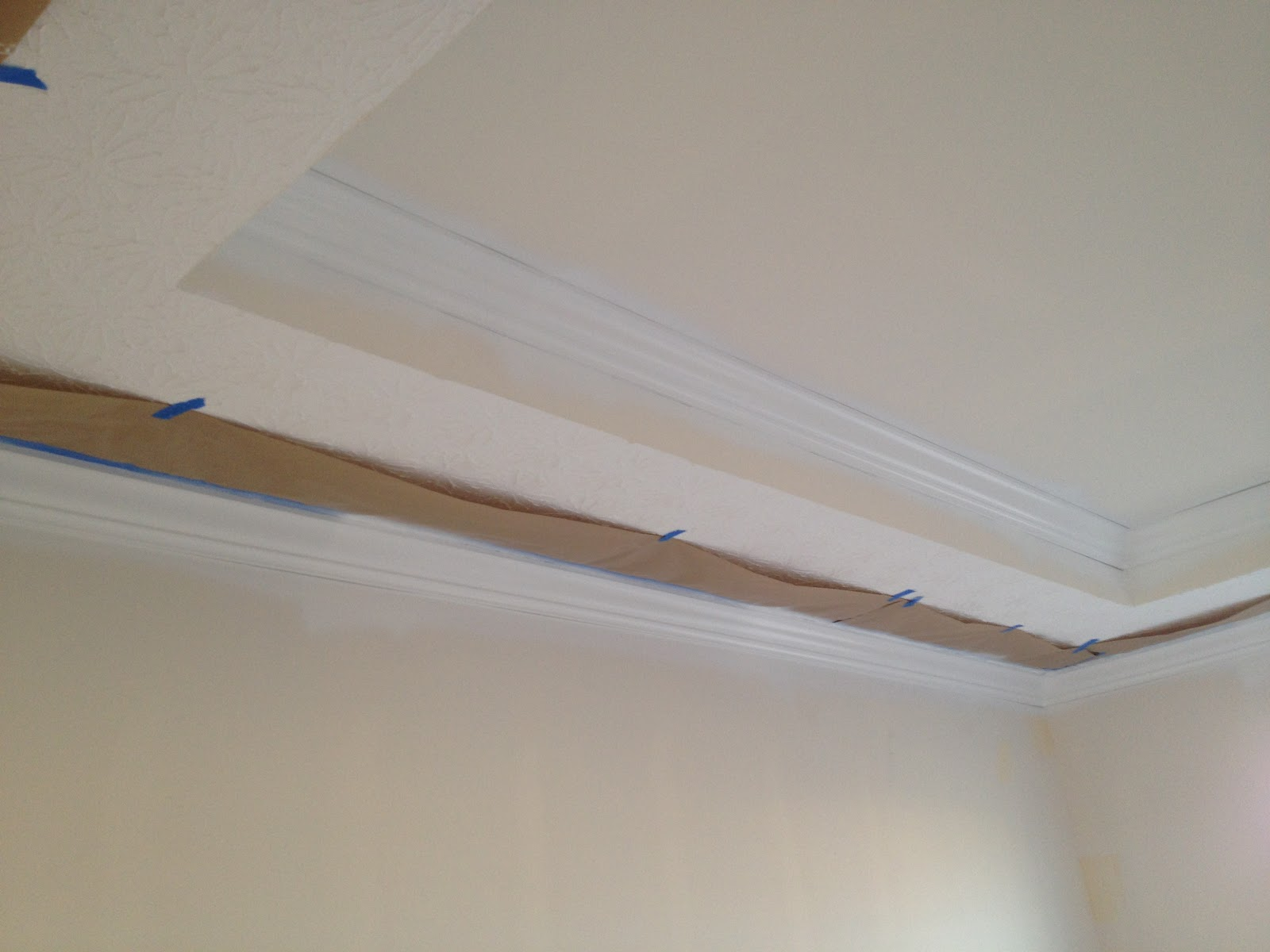 Tray Ceiling Molding: Building Our Yorkshire With Ryan Homes: Don't Mess With A