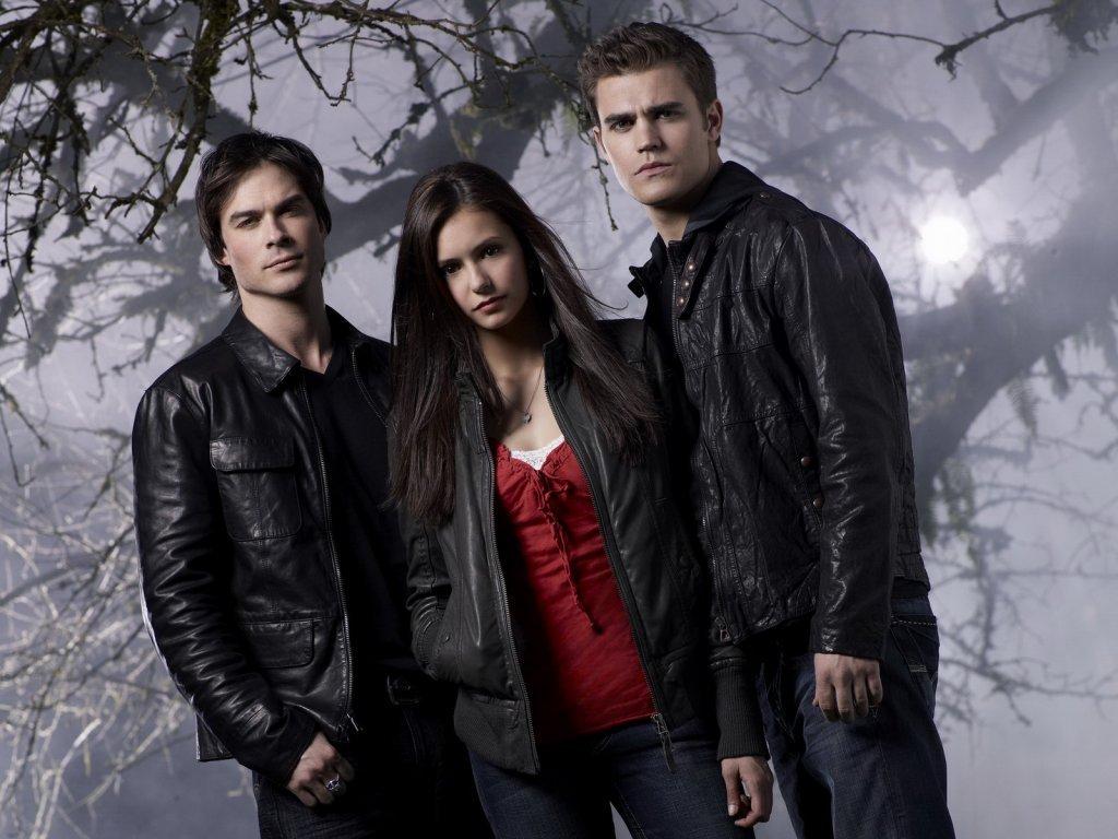 Vampire Diaries Vampire-diaries-personnages-wallpaper