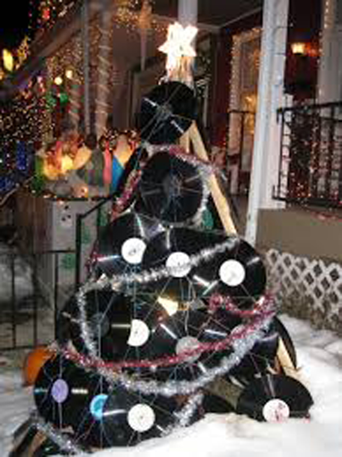 Feliz Natal 2016 Arvore%2BDisco