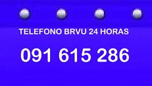 TELEFONO BRVU