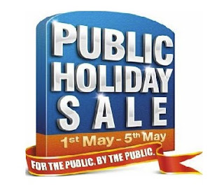 Hot Deal: Futurebazaar Public Holiday Sale (Valid till 5th May'13)