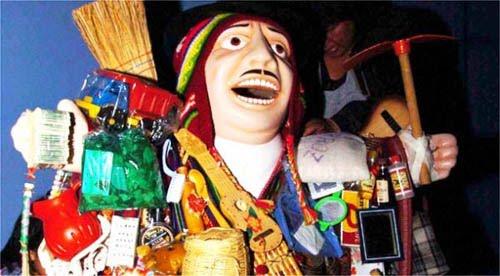 Cultura boliviana