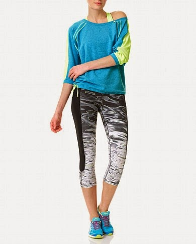 Sweaty Betty Mermaid Leggings