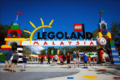 Legoland Malaysia Yang Pertama Di Asia