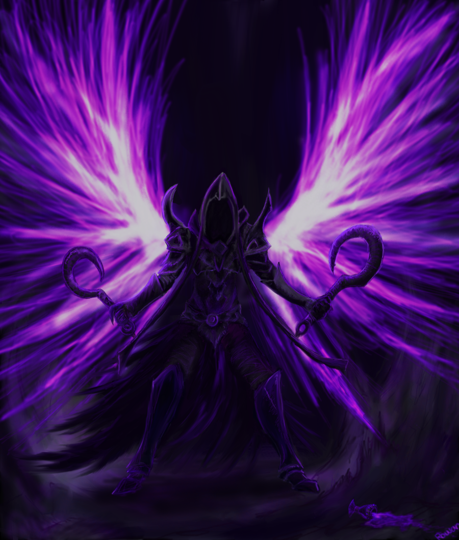 purple wings malthael