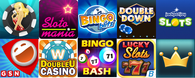 Casino Games on facebook