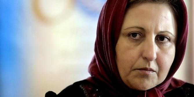 Shirin Ebadi (2003)