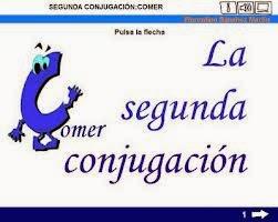 http://cplosangeles.juntaextremadura.net/web/edilim/tercer_ciclo/lengua/conjugacion_regular/la_segunda_conjugacion/la_segunda_conjugacion.html