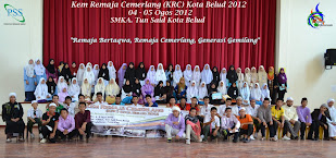 Kem Remaja Cemerlang (KRC) Kota Belud 2012