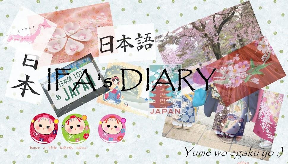 Ifa's Diary