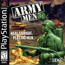 Army Men 3D - PS1 - ISOs Download