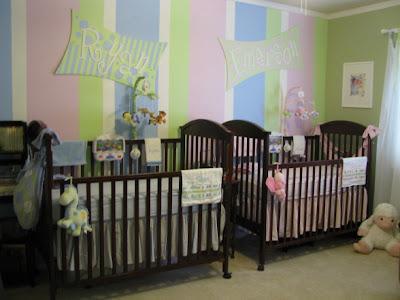 Diseños de cómo decorar una habitación para gemelos ~ decoracion ...